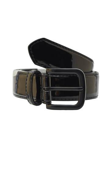 Vinyl belt