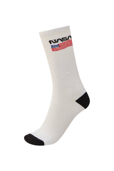 Long NASA socks