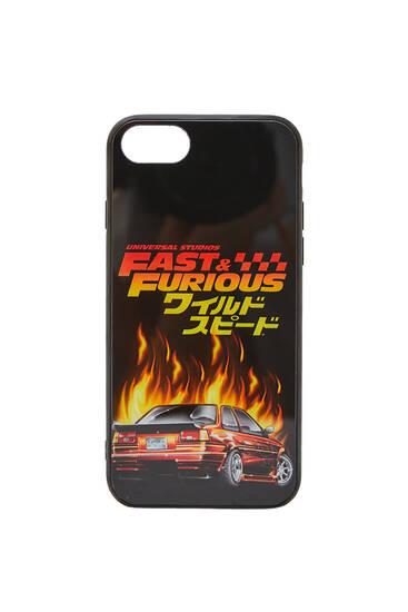 Coque Fast & Furious pour smartphone