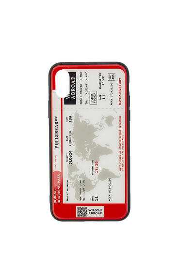 Passport smartphone case
