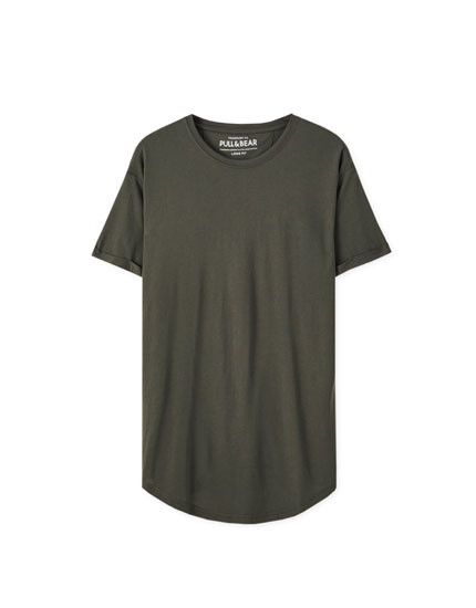 Lang, basic T-shirt