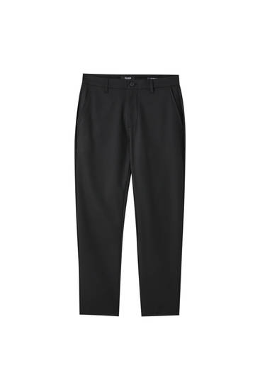 Skinny comfort fit taylor trousers
