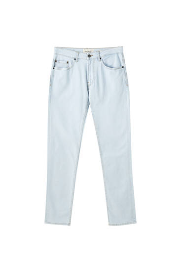 Light blue slim fit comfort jeans