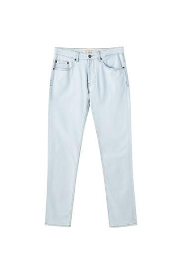 Τζιν παντελόνι slim comfort σε ανοιχτό μπλε χρώμα