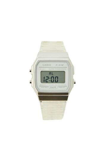 Reloj digital Casio F-91WS-7EF