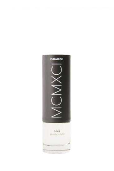 Eau-de-toilette Pull & Bear Black 100 ml
