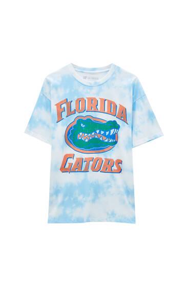 T-shirt tie-dye Florida Gators