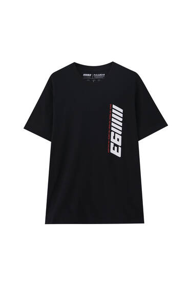 Black MM93 T-shirt
