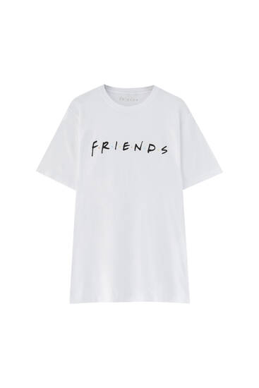 White Friends T-shirt