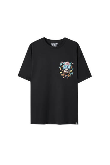 Playera Looney Tunes graffiti