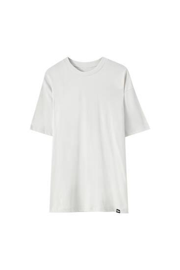 Μπλούζα κοντομάνικη oversized