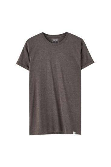 Базова футболка облягаючого крою