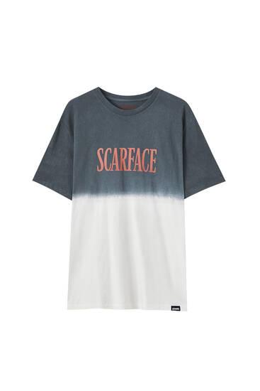 Μπλούζα Scarface tie-dye