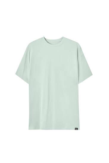 Basic oversize short sleeve T-shirt