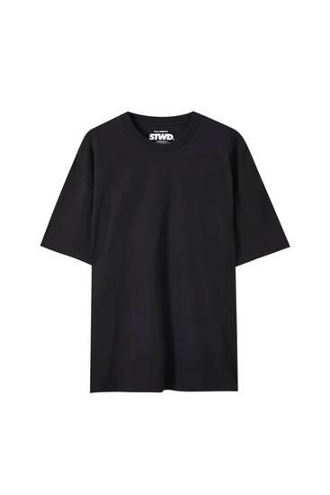 Oversized T-shirt basic