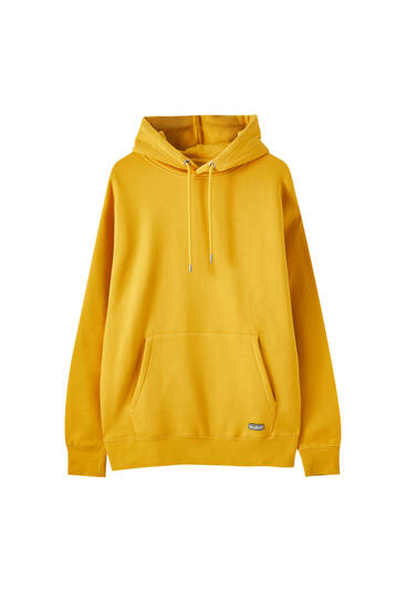 Basic comfort fit hoodie