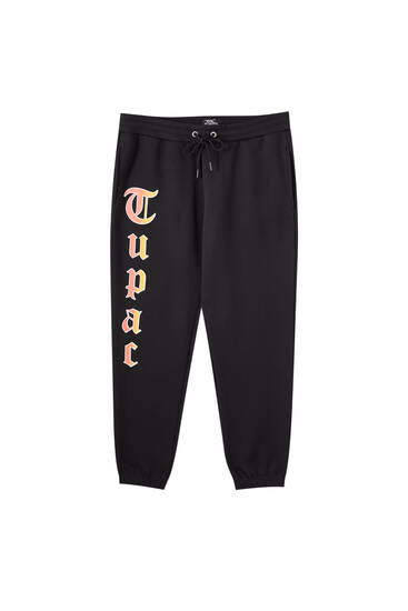 Tupac jogging trousers