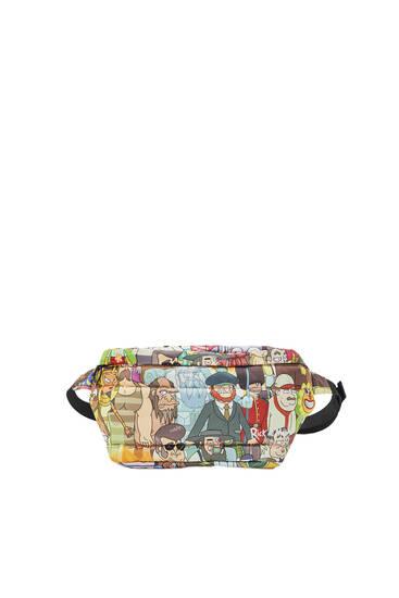 Rick & Morty belt bag