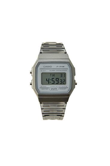 Reloj digital Casio F-91WS-8EF