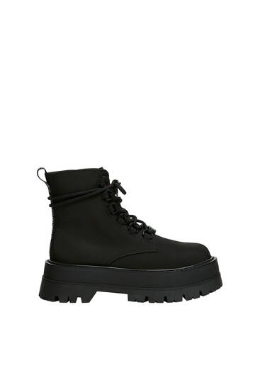 NASA ankle boots