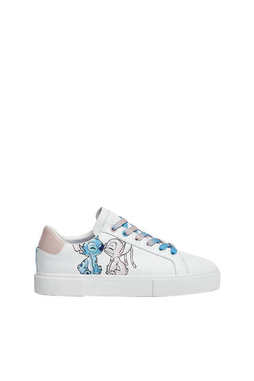 Casual Lilo & Stitch trainers