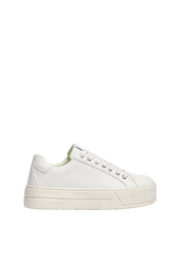 Casual sneakers grov sula