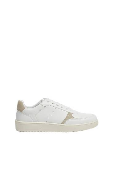 נעלי סניקרס יומיומיות משולבות