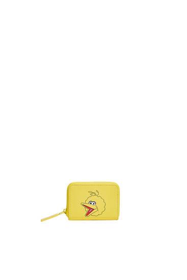 Sesame Street card holder purse