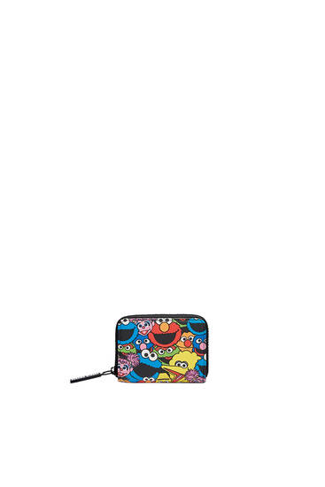 Sesame Street card holder purse