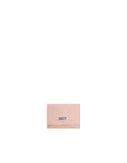 Ροζ πορτοφόλι