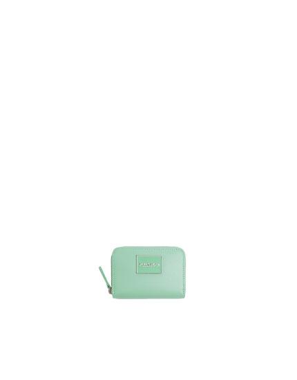 Πράσινο πορτοφόλι