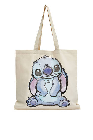 Borsa shopper Lilo & Stitch