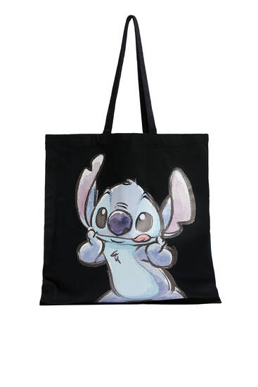 Lilo & Stitch tote bag