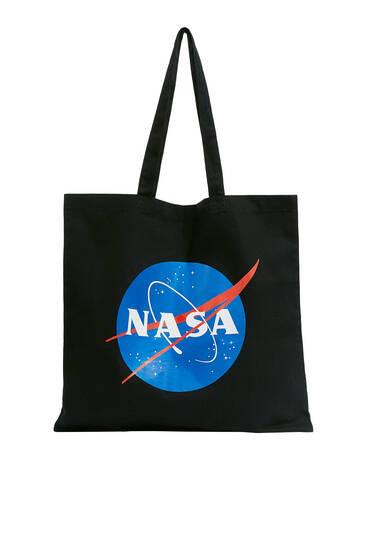 Bolso shopper NASA