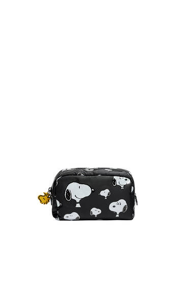 Snoopy toiletry bag