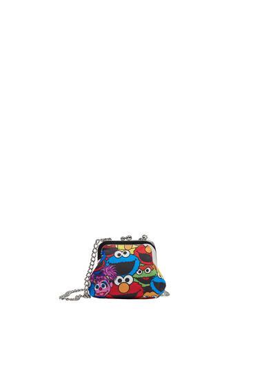 Sesame Street mini crossbody bag