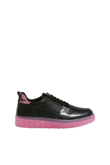 Sicko19 Sickonineteen contrast trainers