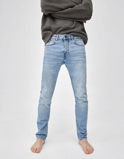 e4106b7f498 Jeans - Ropa - Hombre - PULL&BEAR España