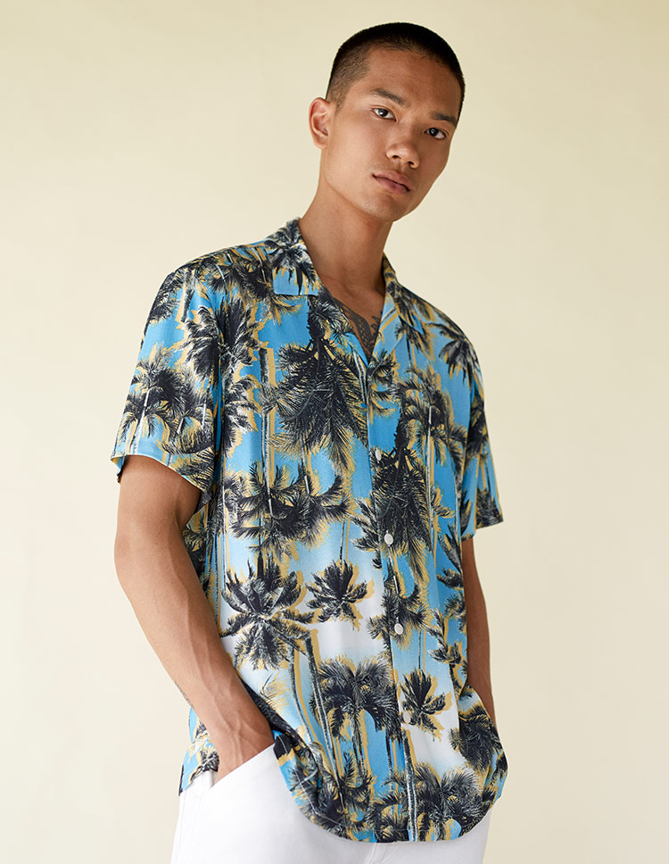 a5eed121 Men's Fashion Collection - Spring Summer 2019 | PULL&BEAR